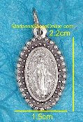 Beautiful and Elegant- This Miraculous medal are known for the most Beautiful intricate designs-Made in Italy-Inexpensive