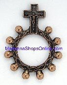 Rosary Rings Finger Rosaries
