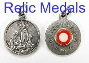 3rd Class relics-third class relic-Saint medallion touch to a first class relic of the saint. Catholic Relic Medals-Holy Catholic Medals Saint Relic Jesus Virgin Mary Charms Third Class Inexpensive
