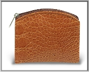 Cases for Rosaries-Vinyl Leatherette Squeeze case,Leather rosary Holder,Ostrich skin with anti-tarnishing lining,Calf Grain Vinyl, Crocodile Skin,Neoprene zipper Pouch,Metal mesh,Needlepoint, Brocade Bengaline cases. low Prices