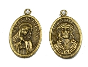 Ecce Homo Jesus Crown of Thorns Gold Plated, Silver Oxidized, Silver Plated, Imported form Italy Ecce Homo Jesus Crown of Thorns Gold Plated, Silver Oxidized, Silver Plated, Imported from Italy