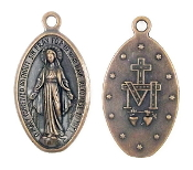 Medals-Virgin Mary