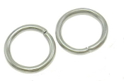 Jump Ring BRONZE Finish 100pcs 10mm x 1.2mm Bulk