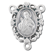 Magnificent Sacred Heart Of Jesus Centers Rosary Centers rosary making parts