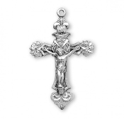Rosary parts to make rosaries crucifixes rosary Sterling Silver Crucifixes- Crucifix Sterling Silver Rosary Part
