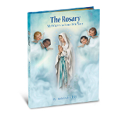 "THE ROSARY STORY BOOK GLORIA SERIES for Catholic Children.Gloria Series Children's Story Books Exquisite 30 page hardcover books filled with Fratelli Bonella artwork from Italy 5"" x 6"""