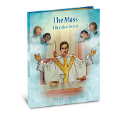 "THE MASS STORY BOOK GLORIA SERIES for Catholic Children.Gloria Series Children's Story Books. Exquisite 30 page hardcover books filled with Fratelli Bonella artwork from Italy 5"" x 6"""