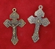 "10+ 98¢ea Pardon Crucifixes Classic BRONZE Finish 2"" INDULGENCE CRUCIFIX Catholic Holy cross..Our Deluxe Pardon Crucifixes are known for the most Beautiful intricate designs"